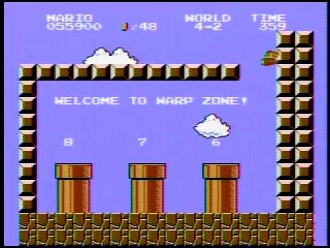 Super Mario Bros. Speed Run - 4:58.15 *Former World Record* - Super Mario Bros. Speed Run - 4:58.15 *Former World Record*