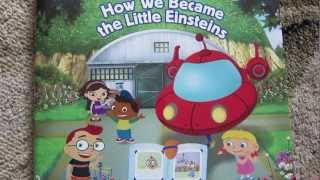 little einsteins How We Became the Little Einsteins read aloud story book
