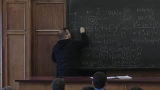 Клёнов Н. В.   Атомная физика   Потенциальная яма и гармонический осциллятор Лекция 5