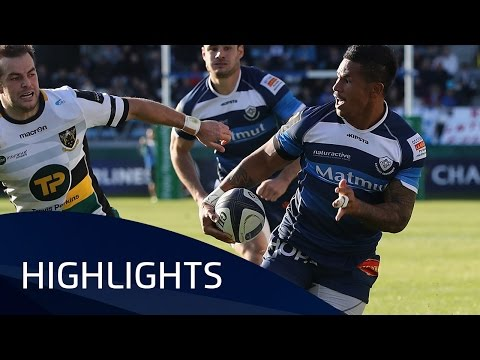 Castres Olympique v Northampton Saints (Pool 4) Highlights – 22.10.2016