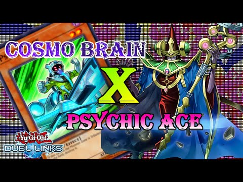 Cosmo Brain X Psychic Ace [F2P Yu-Gi-Oh! Duel Links]