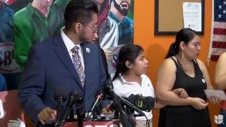 Detalles del caso de una niña de 11 años que enfrenta la deportación.