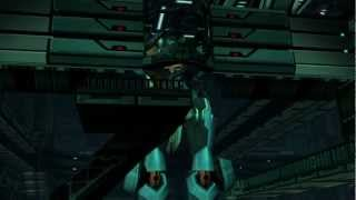 Zone Of the Enders HD play through Part 1 XBOX 360 AVerMedia Live Gamer HD