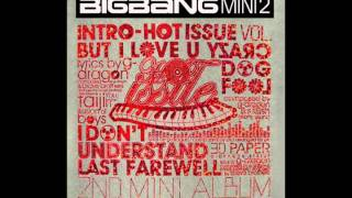 Bigbang Ft. CL - Hot Issue  (Intro)