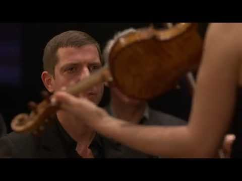 Bach Partita in D minor BWV 1004, Chaconne by Liza Ferschtman | 24classics.com