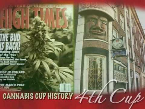 Cannabis Cup History Part 1