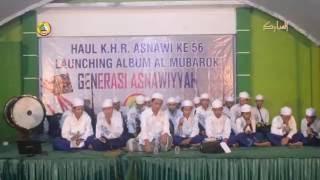 """Muhammad (anak-anak) - Launching Album Vol.10 Al Mubarok Qudsiyyah """"Generasi Asnawiyyah"""""""