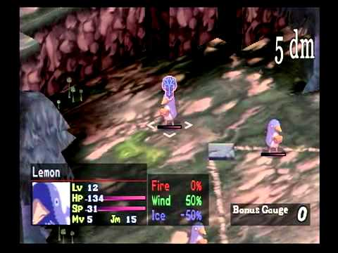 Disgaea: Hour of Darkness Review