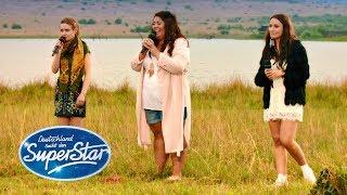 DSDS 2018 | Gruppe 4 - Marie, Janina, Mia mit