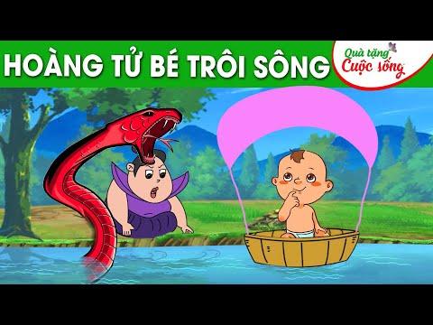 HOÀNG TỬ BÉ TRÔI SÔNG - Phim hoạt hình - Truyện cổ tích - Hoạt hình hay - Cổ tích