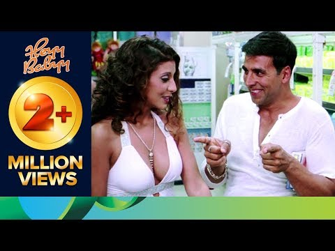 Akshay is in an awkward situation | Heyy Babyy | Movie Scene thumbnail