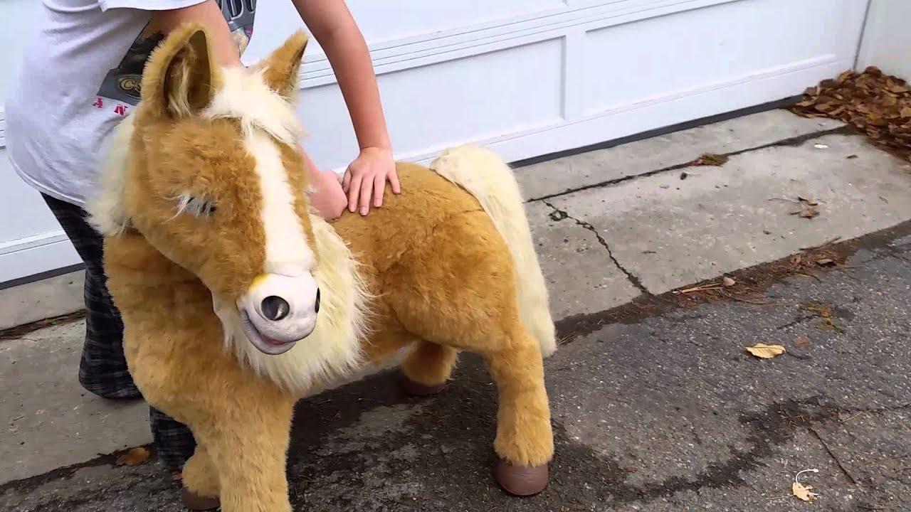 Furreal Pet Butterscotch Horse Pony