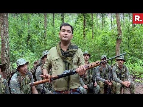Major Gaurav Arya With COBRA In Red Corridor
