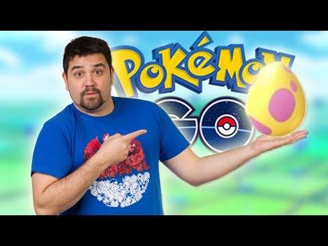 ¡Lo que PUEDE SALIR ABRIENDO HUEVOS de 7Km de ALOLA del NUEVO EVENTO HOENN en Pokémon GO! [Keibron] thumbnail