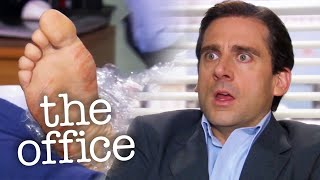 Michael's Injury - The Office US