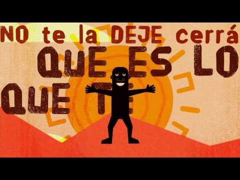 TUMBAMURALLAS LYRIC VIDEO - SYSTEMA SOLAR