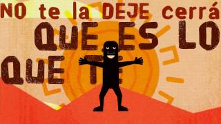 Tumbamurallas - Systema Solar (Lyric Video Oficial)