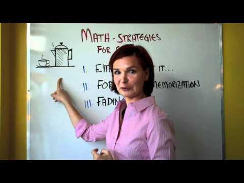 Instructional Design - Math Strategies Part 1