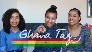 Ghana Tag | Aba, Adjoa and Johanna