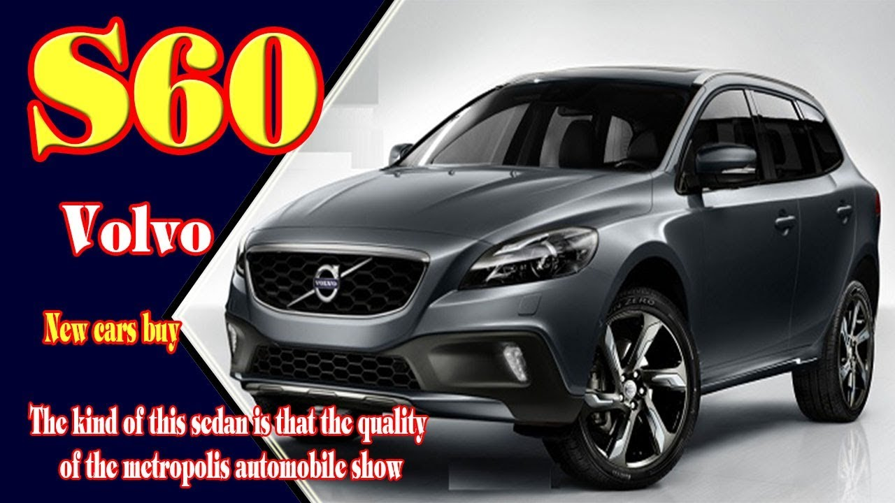 volvo s60 redesign 2018. simple 2018 2018 volvo s60 review  redesign r design  t5 on
