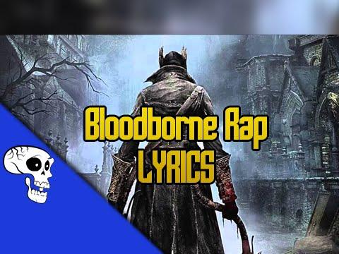"Bloodborne Rap LYRIC VIDEO by JT Music – ""Never Wake Again"""
