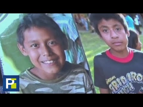 Dos niños murieron ahogados en Guatemala cuando intentaron recuperar un balón de fútbol