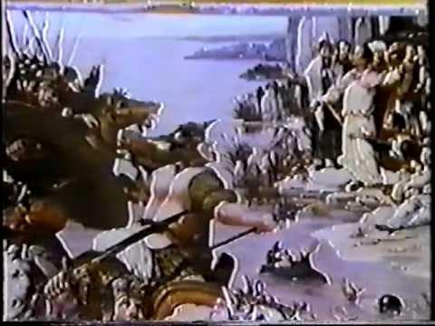 LA BIBLIA TENÍA RAZÓN DOCUMENTAL UN FILM DE HARALD REINL DE 1977 PARTE 23
