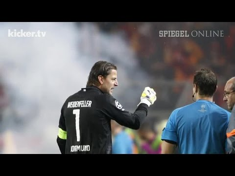 Футбол галатасарай боруссия смотреть онлайн