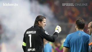 Gestörte BVB-Gala: Galatasaray-Fans sorgen fast für Spielabbruch