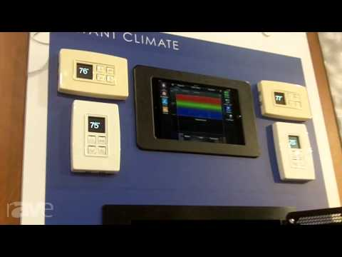 CEDIA 2013: Savant Systems Explains Smart Climate Control Systems (up to 8 zones)