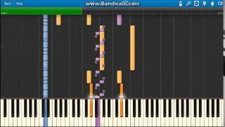 Battle In Outer Space Synthesia