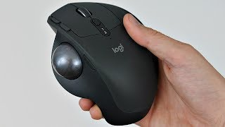 Best Ergonomic Mouse? Logitech MX ERGO Overview!
