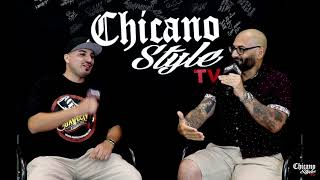 Download A.L.G. Interview Former Darkroom Familia/Lowdown Artist Chicano Style TV Ep. 22