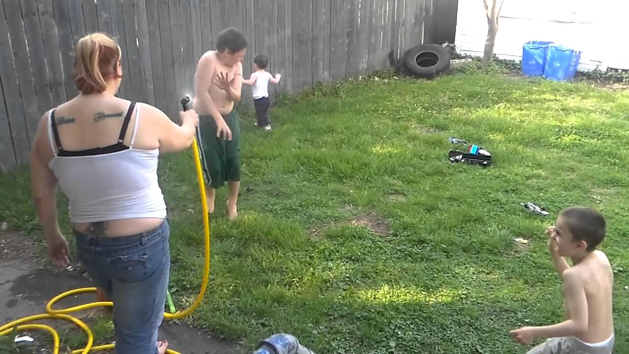 Ghetto Water Park Youtube