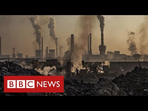 Polluting nations lobby to weaken climate action - BBC News