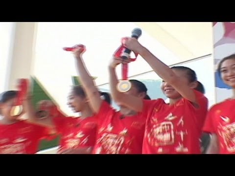 How did China fare hosting the 2008 Olympic Games?