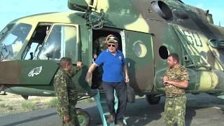 Ռուսական «ԻԼ 76» ի առաջին թռիչքը