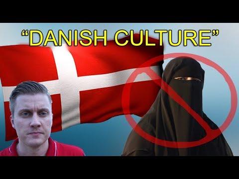 Denmark BANNED Burqa & Niqab Veil