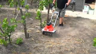 Glebogryzarka elektryczna Grizzly EGT 1345 (Electric Garden Hoe)