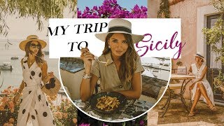 MY TRIP TO SICILY | ALEXANDRA PEREIRA