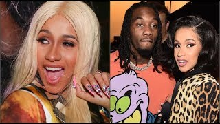 Cardi B LEAVES Offset Now After He Boosted Her Career & Stepped Out W/ 0ther GirIs
