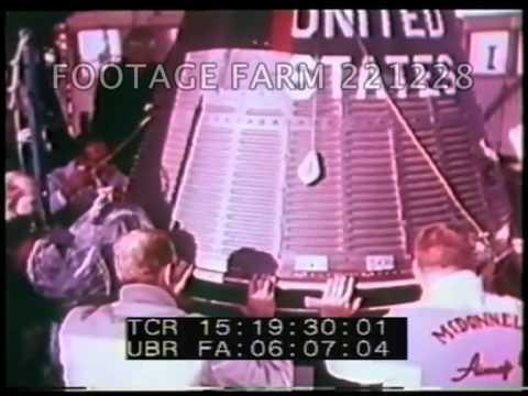 Project Mercury - MR-2 Launch  221228-10 | Footage Farm