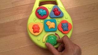 ELC Early Learning Centre 1st Shape Sorter