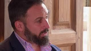 Entrevista a Santiago Abascal - Presidente de Vox