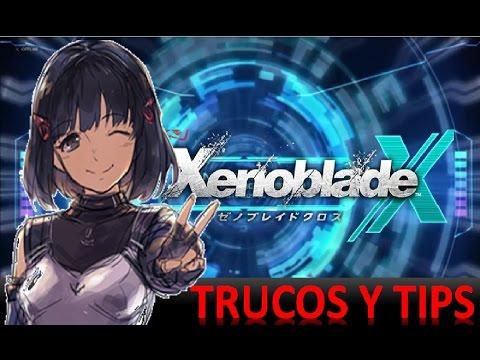 Xenoblade Chronicles X (TIPS, TRUCOS Y MAS)