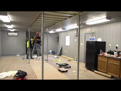 Build-A-Box Homes: 20x40 Assembly Time-laspe