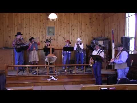 FLORENCE CARLTON COWBOY CHURCH * 5-7-14