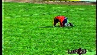 CHILE - ECUADOR Clasificatorias Francia 1998