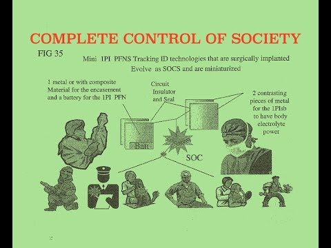 Complete Control of Society, Technology from ENKI - You are already Microchipped - Robert Stanley