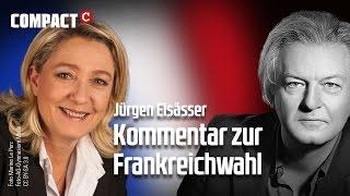 Glückwunsch an Marine Le Pen! Jetzt kann sie auch die Stichwahl am 7.5. gewinnen!
